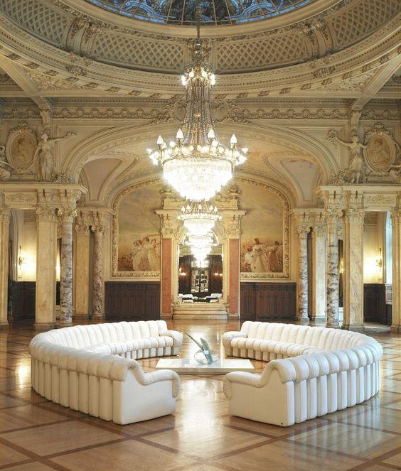 de Sede DS600 sofa