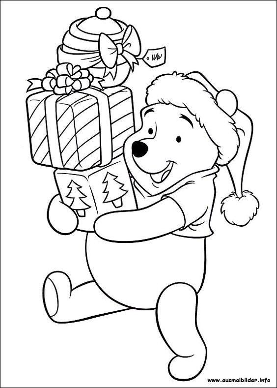 Weihnachten unter Freunden malvorlagen   Vorlagen Weihnachten ...