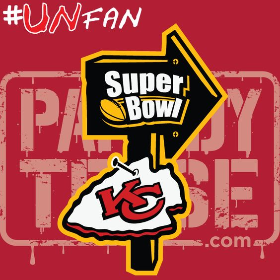 Funny Chiefs Parody Logo #UNfan #Chargers #Broncos #Raiders #Chiefs #NFL #ParodyTease #memes