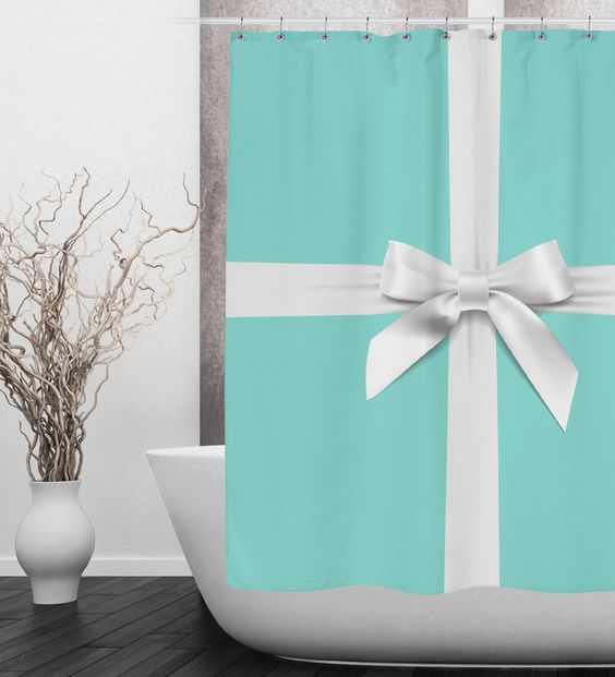 Name u0026 Co Personalized Shower Curtain