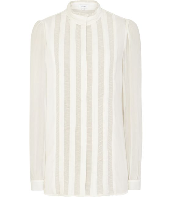Reiss blouse - worn by the Duchess of Cambridge: