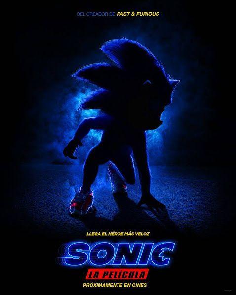 Sonic La Pelicula Hedgehog Movie Sonic The Hedgehog Full Movies