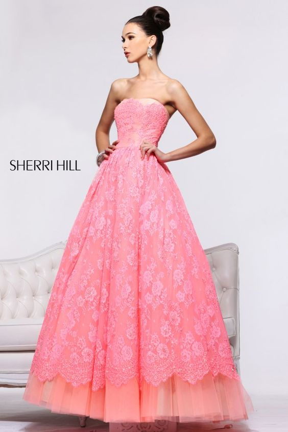 Sherri Hill - Dresses | Dress up. | Pinterest | Vestido de sherri ...