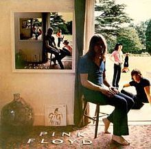 Ummagumma is a double album by English progressive rock band Pink Floyd, released in 1969 by Harvest and EMI in the UK and Harvest and Capitol in the US. Disc A is a live album of their normal set list of the time, while disc B contains compositions by each member of the band recorded as a studio album.