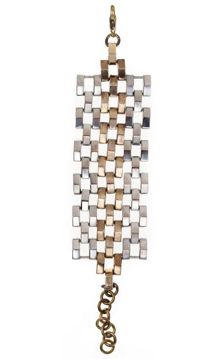 Shop Power Stacked Bracelet by Lulu Frost for Preorder on Moda Operandi