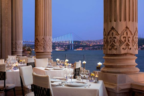 Ciragan Palace Kempinski Istanbul ~Live The Good Life - All about Wealth & Luxury Lifestyle