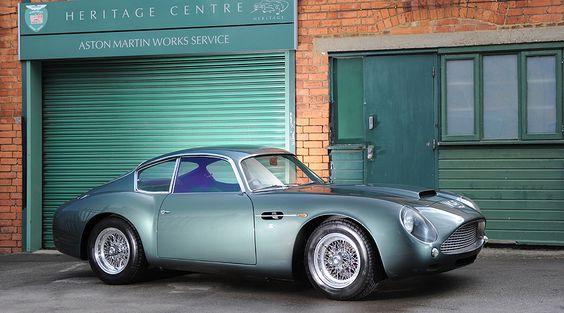 1991 Aston Martin DB4GT Zagato