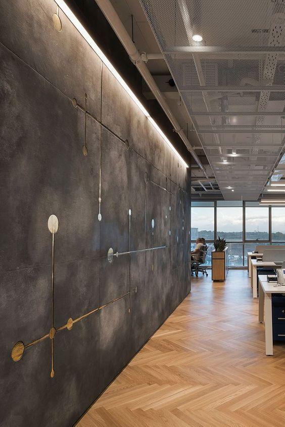 Concrete Interior In 2020 Concrete Interiors Concrete Walls Interior Wall Design