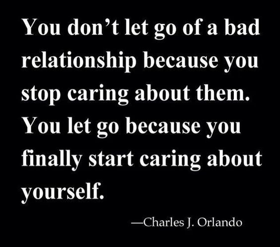Quotes About Being In A Bad Relationship: Bad Relationship, Lets Go And Self Quotes On Pinterest