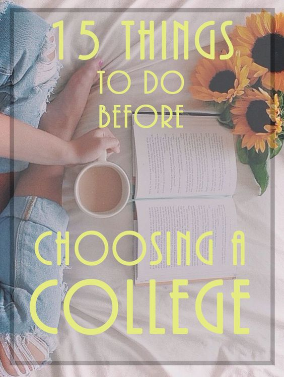 How much more can I prepare for college admissions?