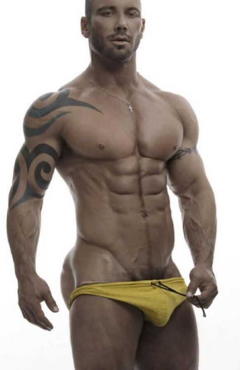 Pure Testosterone / Don't wish, just do it : Scott Cullens
