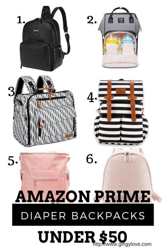 Prime Diaper Backpacks Under 50