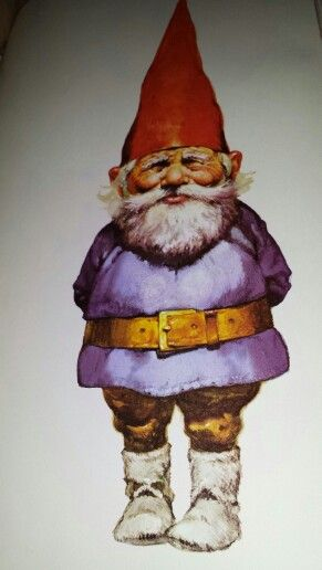 The older male Gnome *