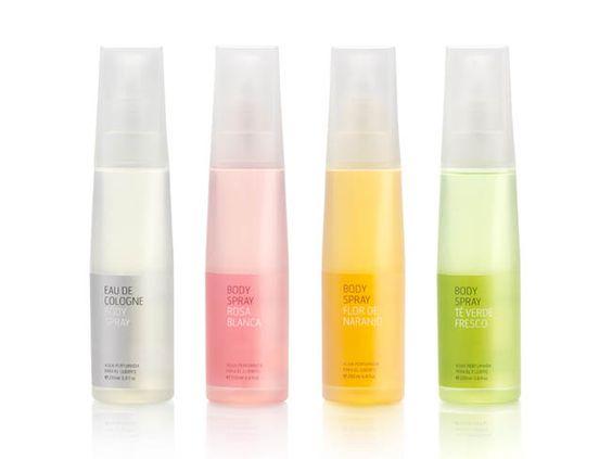 Mercadona Body Spray