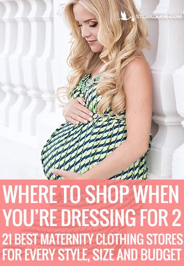 Pregnant? Save this! Where to shop in store and online when you're dressing for two #maternity #fashion #pregnant