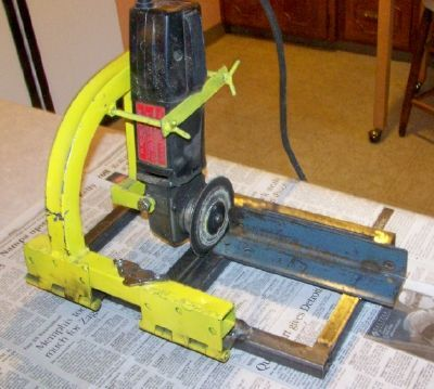 how to cut pavers with angle grinder