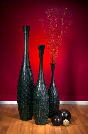 African Floor Vase Tall | Fab.