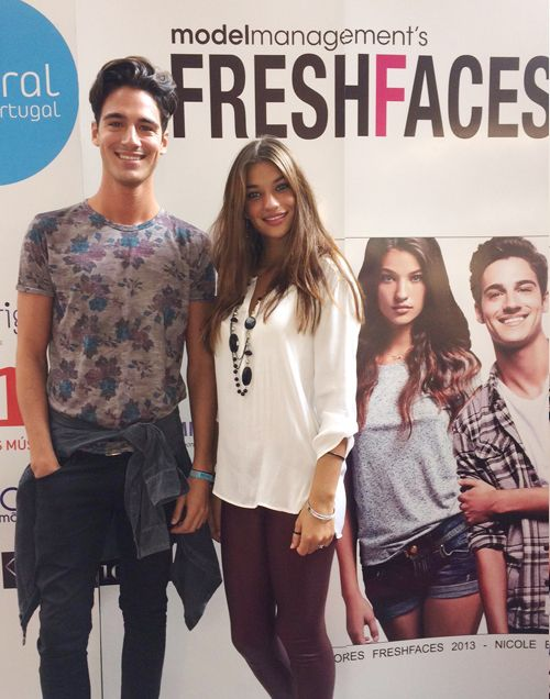 Here's all that went on in the #FreshFaces Portugal 2014 #casting by Central Models in Aqua Portimão: http://bit.ly/PortimãoHighlights (Photo by Kinéma http://bit.ly/Kinema)