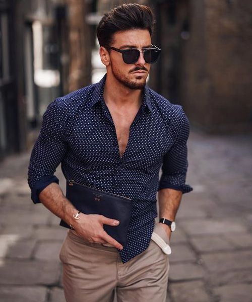 estilo de roupas masculinas