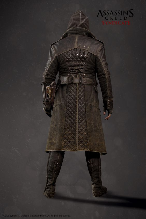 Assassin's Creed Syndicate Character Team Post