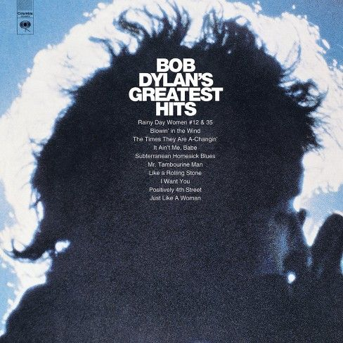 Bob Dylan Greatest Hits Vinyl Bob Dylan Album Covers Bob Dylan Blowin In The Wind