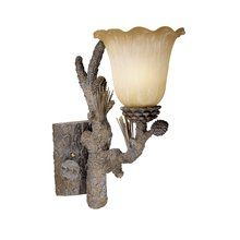 View the Vaxcel Lighting AS-VLU001 Aspen 1 Light Bathroom Sconce at LightingDirect.com.