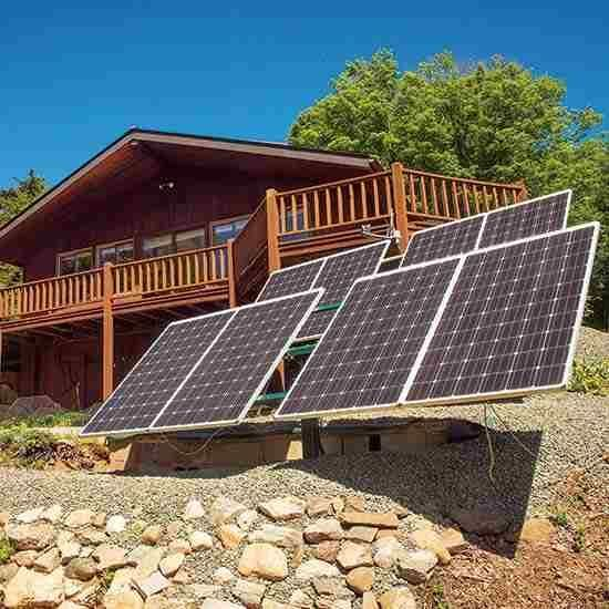 The Best Batteries For Your Off Grid Battery Bank Solar Solar Panels Solar Electric