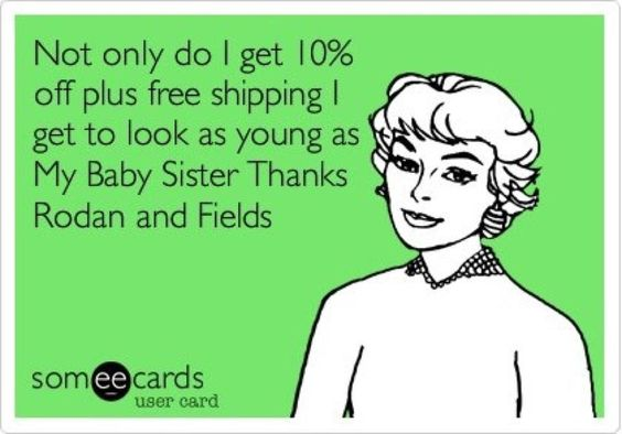 The benefits of being a Preferred Customer as a Rodan + Fields Dermatological skin care customer.