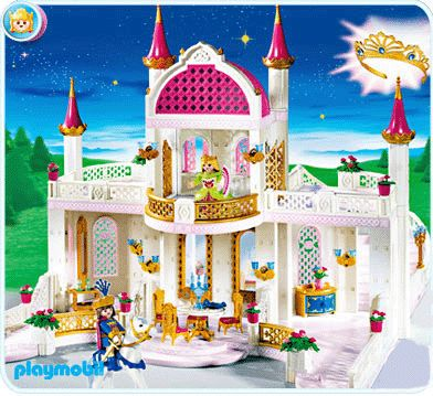 new playmobil magic castle for fairy princesses - Playmobil Chambres Princesses