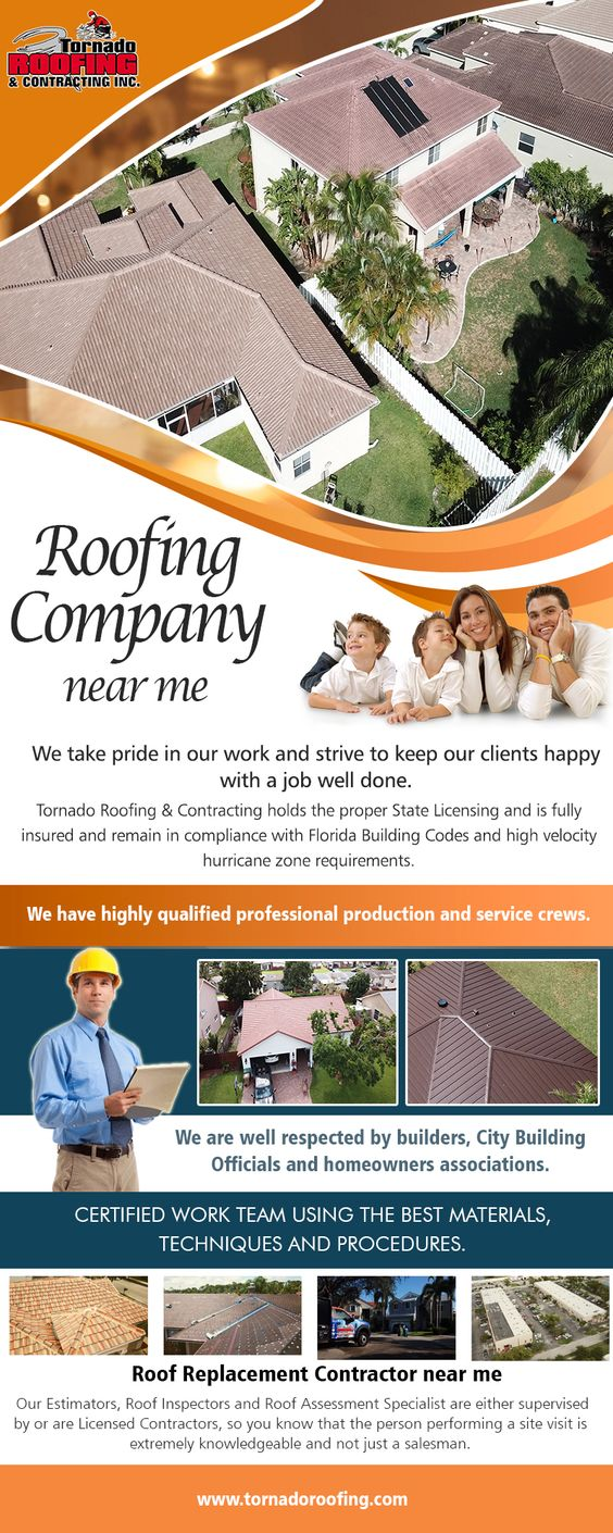 Roofing Company near me