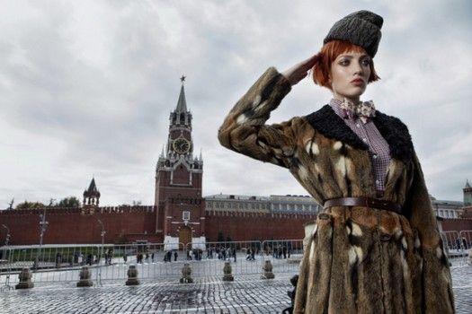 Danil Golovkin: fotografía rusa moda
