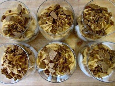 Gourmet Mag's Pumpkin Gingersnap Parfait Recipe + Step-by-Step Photos