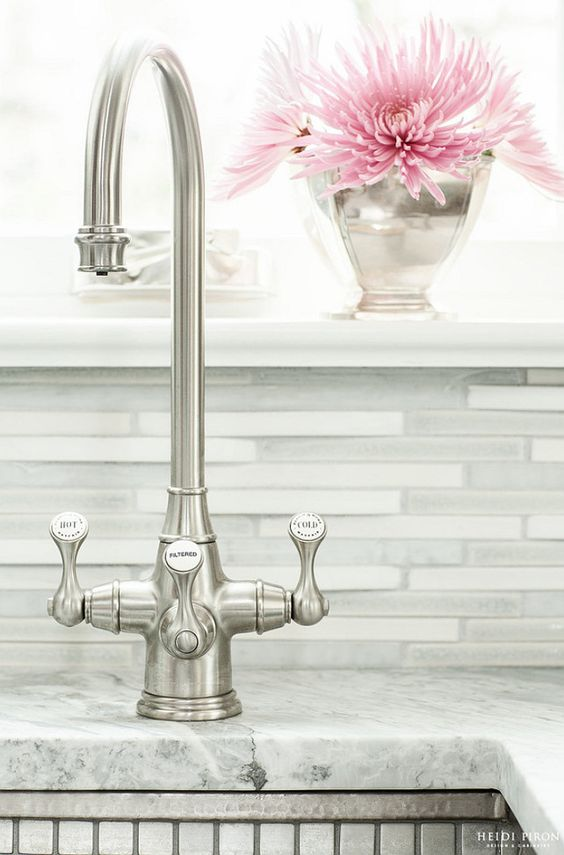 Gorgeous faucet for the kitchen