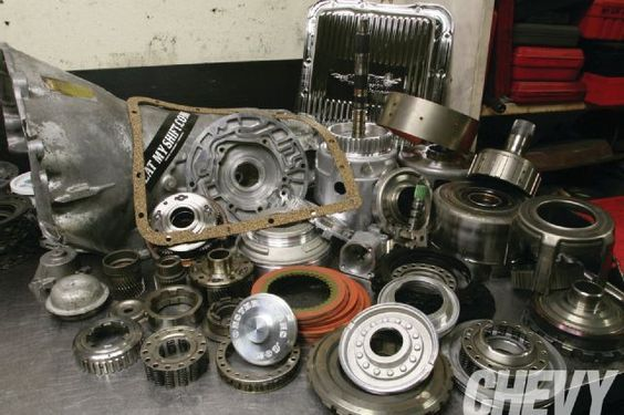 Read More On The Process Of How To Rebuild A Gm Th700 R4 Transmission Using Monster Transmissions Monster In A Chevy Transmission Transmission Chevy Ls Engine