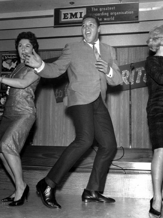 """After hitting No 1. on the charts on Sept. 19, 1960, Chubby Checker's recording of """"The Twist"""" topped the charts again on Jan 13, 1962."""
