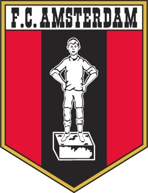 FC Amsterdam of Holland crest.
