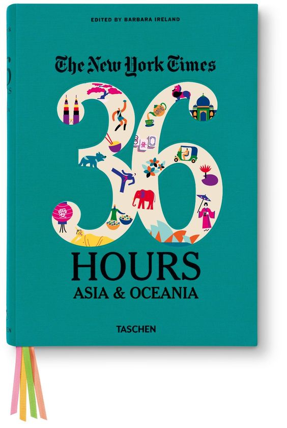 The New York Times. 36 Hours. Asia & Oceania 36 Hours Taschen: Amazon.de: Barbara Ireland: Englische Bücher