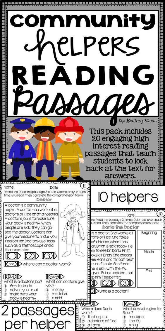 putting passages in essays