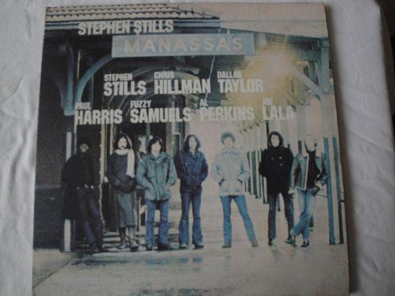 STEPHEN STILLS MANASSAS 2X VINYL LP 1972 ATLANTIC RECORDS STEREO VG+ #BluesRockFolkCountryRockGarageRockPsychedelicRockSingerSongwriterSoftRockRocknRollPopRock