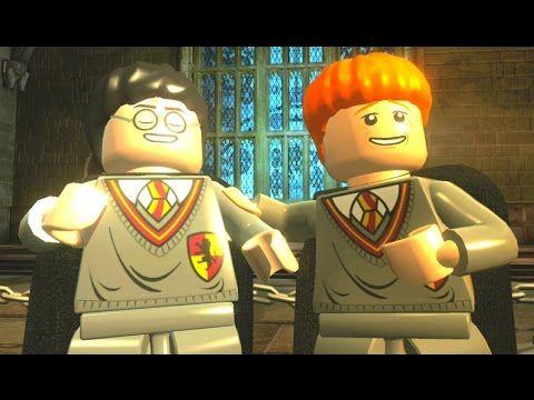Lego Harry Potter Years 1 4 Walkthrough Part 5 Year 2 Crabbe And Goyle Youtube Harry Potter Years Lego Harry Potter Potter