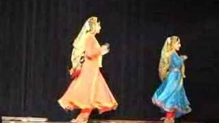 Indian Classical Kathak Dance