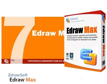 Edraw Max Pro Crack and License Key Free Download