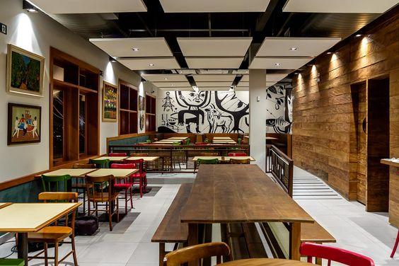 Restaurante Esquina Mocotó | Galeria da Arquitetura