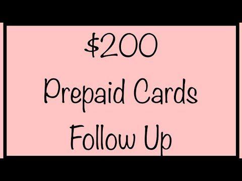 200 Prepaid Cards Coming Soon For Ssa Ssdi Social Security Survivors Follow Up Youtube Prepaid Card Social Security Survivor