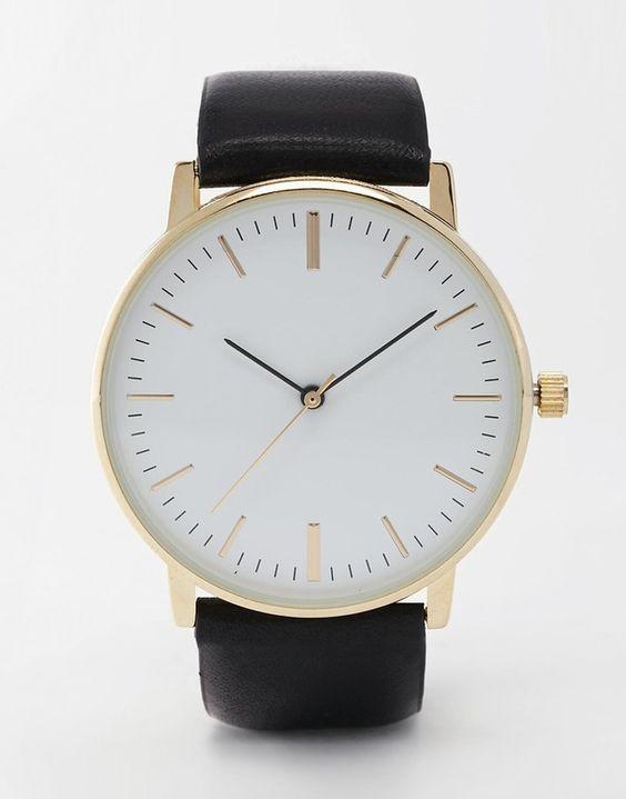asos montre pur e bracelet en cuir chez asos photo fashion pinterest bracelets et asos. Black Bedroom Furniture Sets. Home Design Ideas