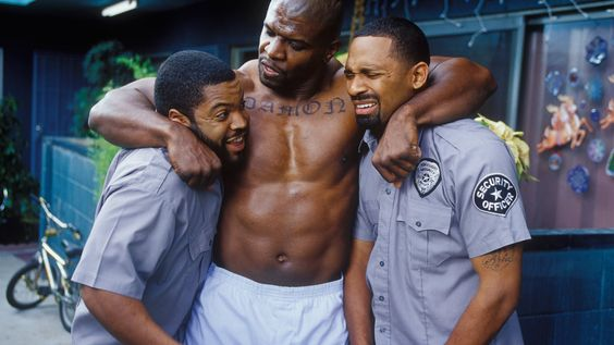 Next Friday 2000 Movie - Ice Cube & Mike Epps