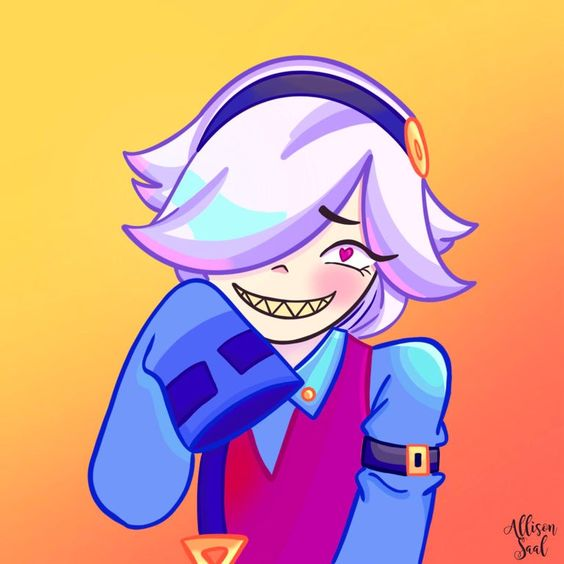 My Colette fanart (posting it befor the new brawler comes out) : Brawlstars