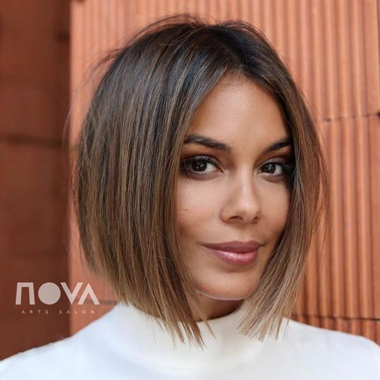 9 Super Flattering Haircuts If You Have An Oval Face Oval Face Haircuts Hair Styles Bob Hairstyles