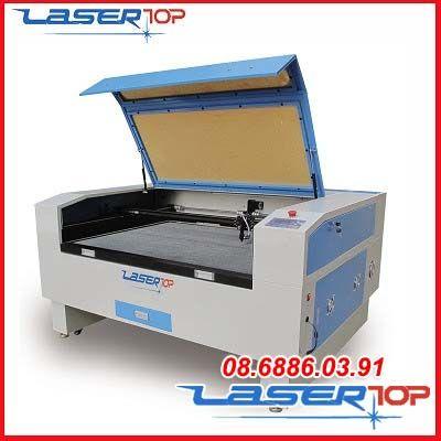 Máy Cắt Khắc Laser 1 Đầu Cắt (Khổ 1300x800mm)