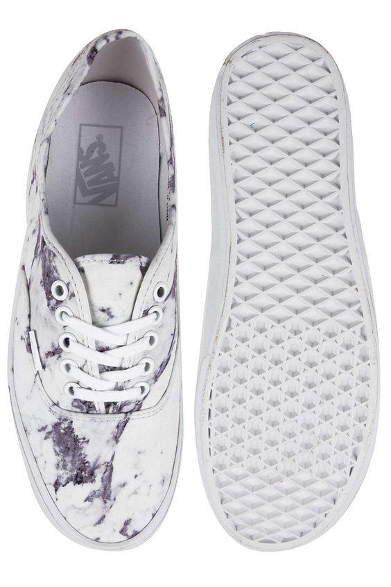 vans authentic white shoes